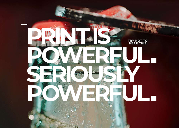 print is powerful